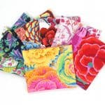 A picture of 10 assorted flower prints