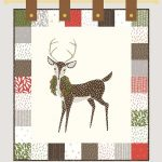 Merrily Quilt Kit - Wallhanging-0
