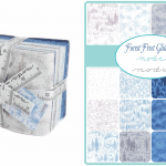 Forest Frost Glitter II Fat Quarter Bundle-0