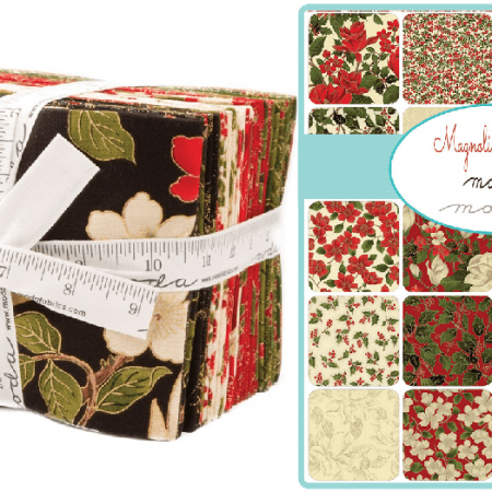 Magnolia Metallics Fat Quarter Bundle-0