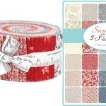 Snowberry Moda Jelly Roll-0