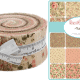 Roses and Chocolate II Jelly Roll-0