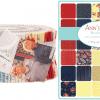 Anns Arbor Moda Jelly Roll-0