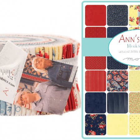 Anns Arbor Moda Jelly Roll-0