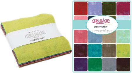"Grunge New 5"" Charm Pack-0"
