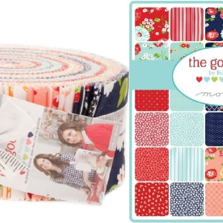 The Good Life Moda Jelly Roll-0