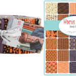 Hocus Pocus Moda Jelly Roll-0