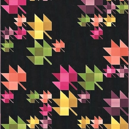 Fall Breeze Quilt Kit-0