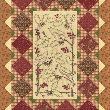 Oak Grove Lane Quilt Kit-0