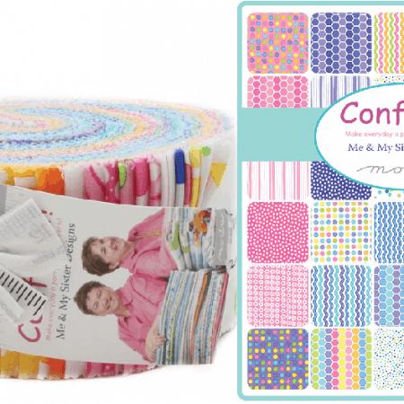 Confetti Moda Jelly Roll-0