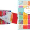 Sun Kissed Batiks Moda Jelly Roll-0