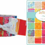 Sun Kissed Batiks Moda Jelly Roll-0