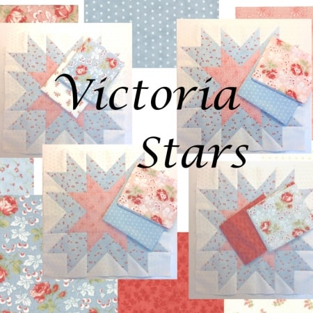 Victoria Fat Quarter Bundle-0