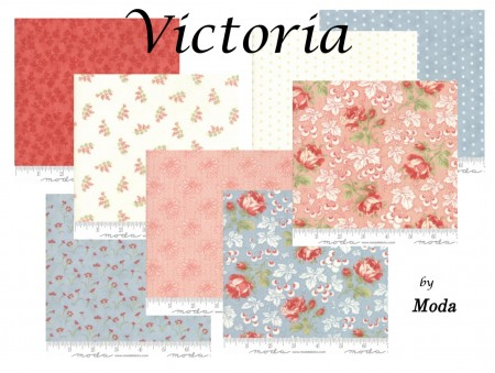Victoria Bundle - 1 yard Cuts-0