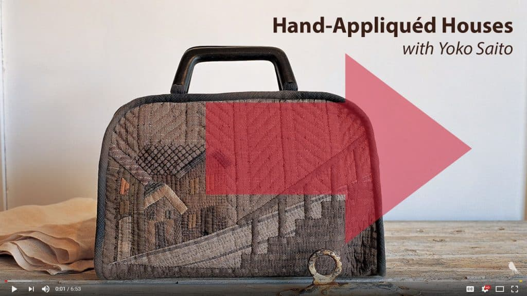 Video for Hand-Aplliqued Houses