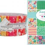 Painted Garden Moda Jelly Roll-0