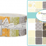 Pepper Flax Moda Jelly Roll-0