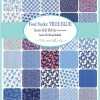 Feed Sacks: True Blue Moda Jelly Roll-19007