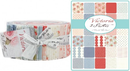 Victoria Moda Jelly Roll-0