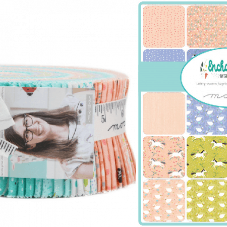 Enchanted Moda Jelly Roll