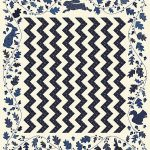Morning Walk Quilt Pattern-0