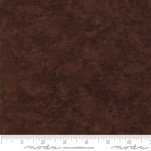 Return to Cub Lake Flannel - 6538 157F Dark Brown-0
