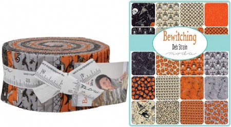 Bewitching Moda Jelly Roll-0