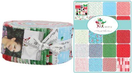 The North Pole Moda Jelly Roll