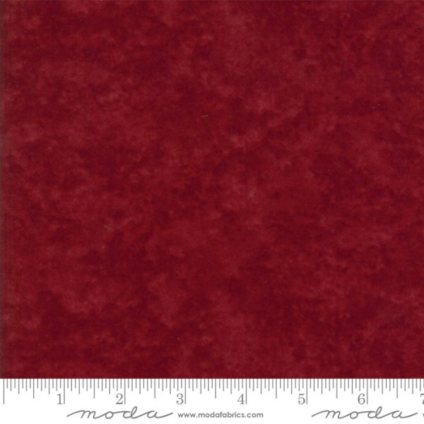 Return to Cub Lake Flannel - 6538 156F Old Red-0