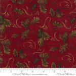Return to Cub Lake Flannel - 6741 16F Old Red-0