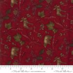 Return to Cub Lake Flannel - 6742 16F Old Red-0