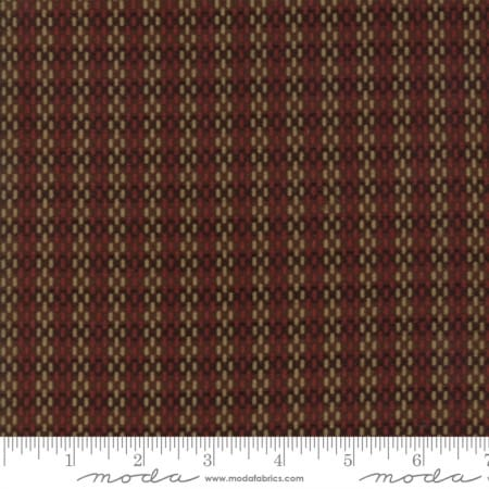 Return to Cub Lake Flannel - 6745 18F Dark Brown-0
