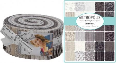 Metropolis Moda Jelly Roll-0