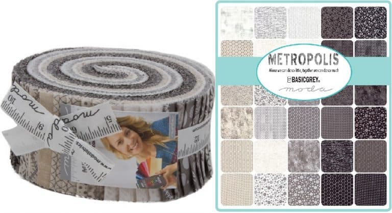 Metropolis Moda Jelly Roll-0