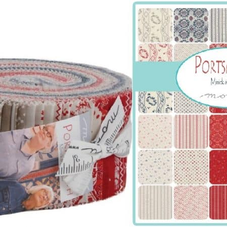Portsmouth Moda Jelly Roll-0