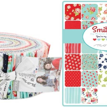 Smitten Moda Jelly Roll-0