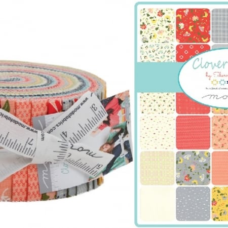 Clover Hollow Moda Jelly Roll-0