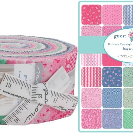 Guest Room Moda Jelly Roll-0