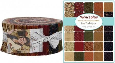 Nature's Glory Moda Jelly Roll-0
