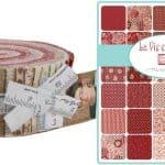 La Vie En Rouge Moda Jelly Roll-0