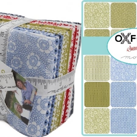 Oxford Prints Fat Quarter Bundle-0