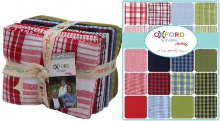 Oxford Wovens Fat Quarter Bundle-0