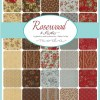 "Rosewood 5"" Charm Pack-19333"