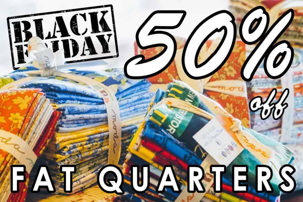 black friday fabric sale