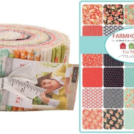Farmhouse Moda Jelly Roll-0